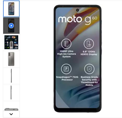 Motorola Moto G60 Specifications and Price