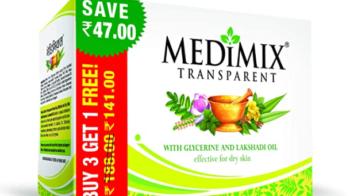 Amazon Medimix Transparent Soap
